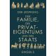 Vorbestellung: Der Ursprung der Familie, des Privateigentums und des Staats
