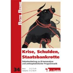 Krisen, Schulden, Staatsbankrotte